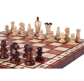 Шахматы Роял 36 коричневые - фото 6