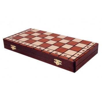 Шахматы Роял 36 коричневые - фото 7