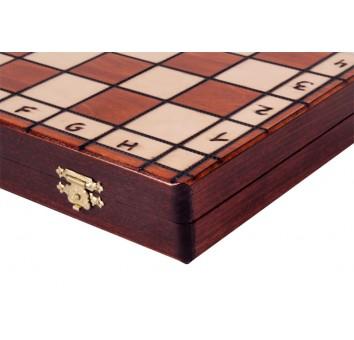 Шахматы Роял 36 коричневые - фото 8