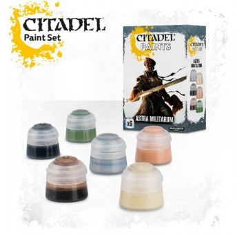 Citadel Paints: Astra Militarum