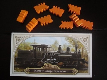 Chicago Express Expansion: Narrow Gauge & Erie Railroad Company - фото 3