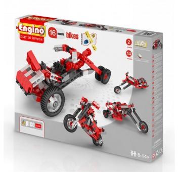 Engino Мотоциклы, 16 моделей (PB42)