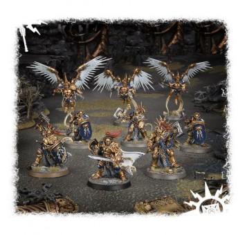 Stormcast Eternals Hammerstrike Brethren - фото 10