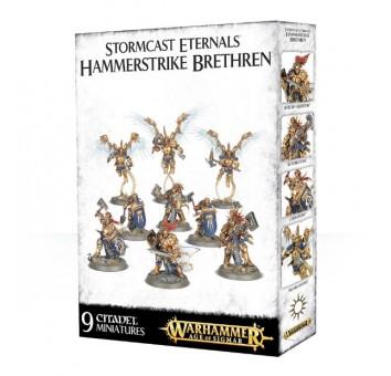 Stormcast Eternals Hammerstrike Brethren - фото 11
