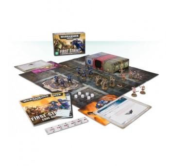 First Strike: A Warhammer 40,000 Starter Set (English)