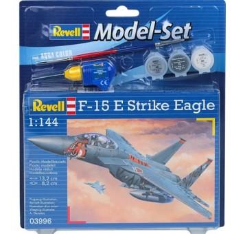 Model Set Самолет (1984г.,США) F-15E Eagle; 1:144