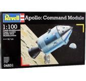 Model Set Лунный корабль (1962-1969гг.,США) Apollo - модуль Command Module; 1:100