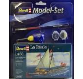 Model Set Галера La Reale;1:450