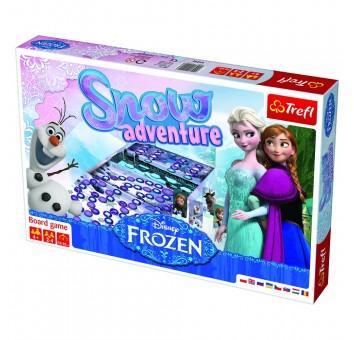Снежное приключение