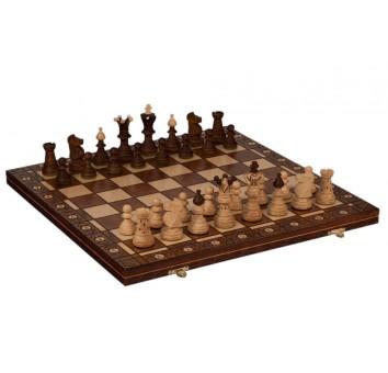 Шахматы AMBASADOR коричневые