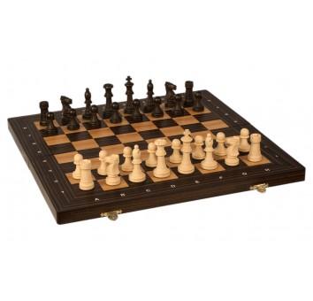 Шахматы OLIMPIС Эбонит