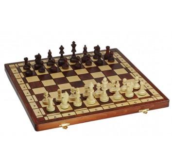Шахматы Юпитер коричневые