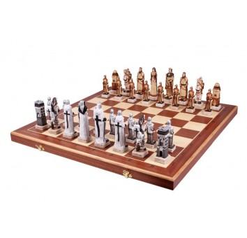 Шахматы Грюнвальд интарсия