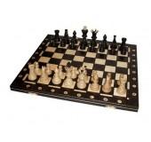 Шахматы Амбассадор черные
