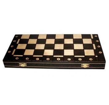 Шахматы Амбассадор черные - фото 2