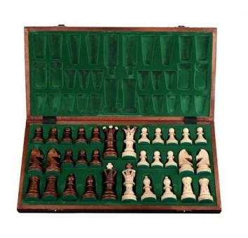 Шахматы Амбассадор черные - фото 4