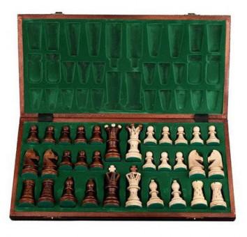 Шахматы Амбассадор махагон - фото 2