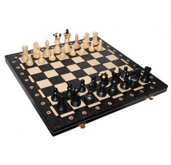 Шахматы Royal 54 чёрные