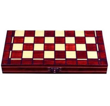 Шахматы Мини Роял махагон - фото 3