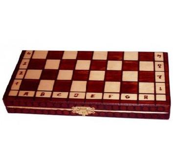 Шахматы Роял 30 махагон - фото 4