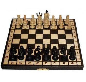 Шахматы Роял 30 чёрные