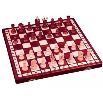 Шахматы Royal-36 махагон