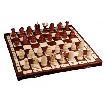 Шахматы Роял 44 коричневые