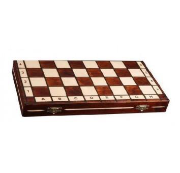 Шахматы Роял 44 коричневые - фото 3