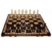 Шахматы Роял Люкс коричневые
