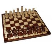 Шахматы Ace коричневые