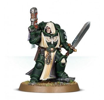 Dark Angels Primaris Lieutenant Zakariah