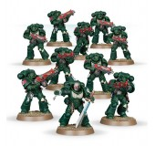 Dark Angels Primaris Intercessors