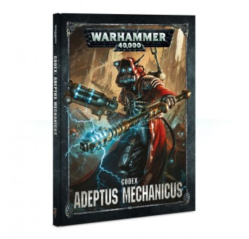 Codex: Adeptus Mechanicus (Hardback) (English)