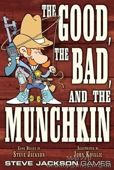 Munchkin Good Bad Munchkin
