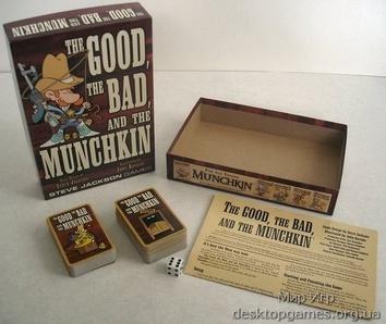 Munchkin Good Bad Munchkin - фото 3