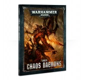 Codex: Chaos Daemons (HB) (English)