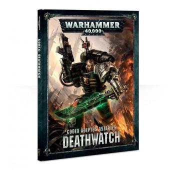 Codex: Deathwatch (Hardback) (English)