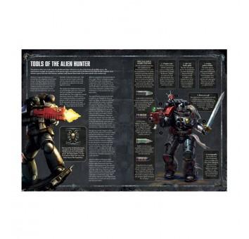 Codex: Deathwatch (Hardback) (English) - фото 3