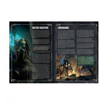 Codex: Deathwatch (Hardback) (English) - фото 4