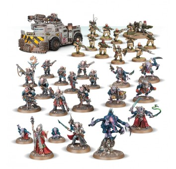 Battleforce: Genestealer Cults Insurrection