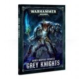 Codex: Grey Knights 8th edition (Hardback)