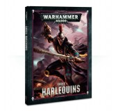 Codex: Eldar Harlequins