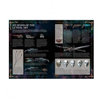 Codex: Harlequins (Hardback) (English) - фото 3