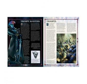 Codex: Harlequins (Hardback) (English) - фото 4
