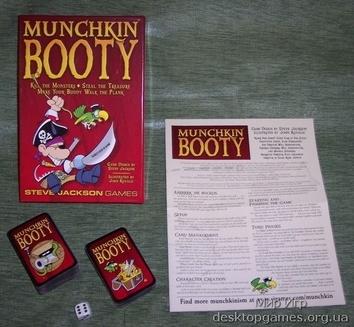 Munchkin Booty - фото 6