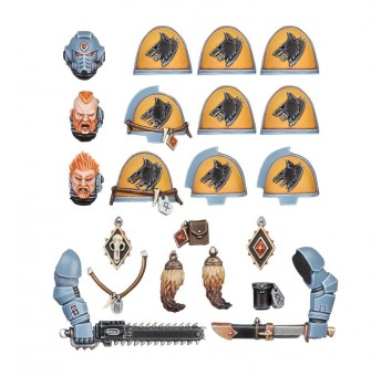 Space Wolves Primaris Upgrades
