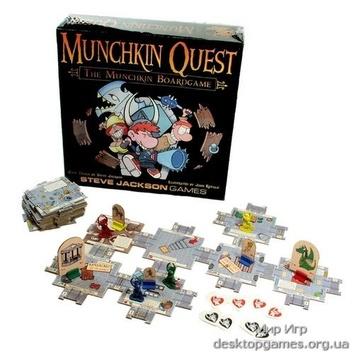 Munchkin Quest - фото 2