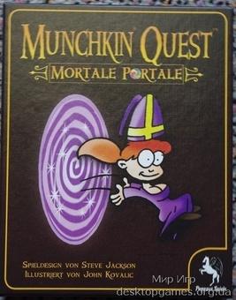 Munchkin Quest Portal Kombat - фото 5