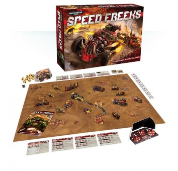 Speed Freeks (English)