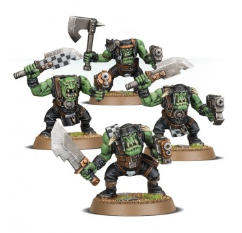 Easy To Build: Ork Boyz